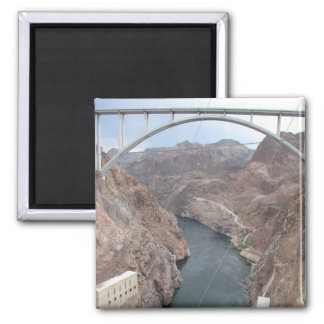 Hoover Dam Bridge Magnet