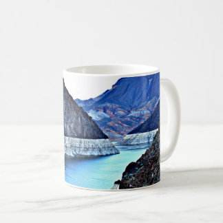 Hoover Dam Colorado River Coffee Cup/Mug Coffee Mug