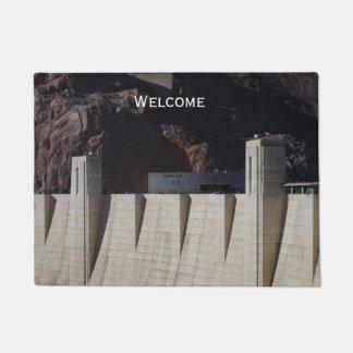 Hoover Dam Doormat