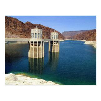 Hoover Dam, Las Vegas Postcard
