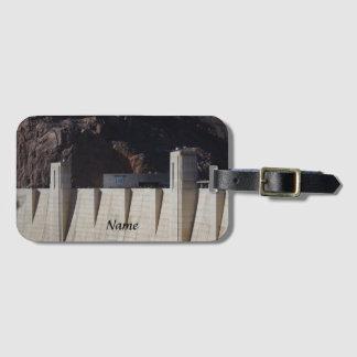 Hoover Dam Luggage Tag