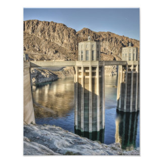 Hoover Dam Photograph