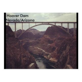 Hoover Dam Postcard