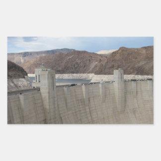 Hoover Dam Sticker