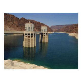 Hoover Dams Lakes Postcard