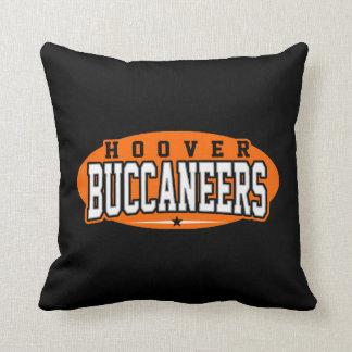 Hoover High School; Buccaneers Throw Pillow
