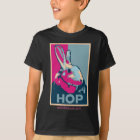 HOP dark t-shirt for kids