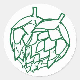Hop Heart Stickers