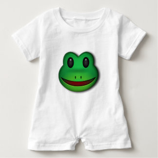 Hop on over to check out this Frog Design Baby Romper