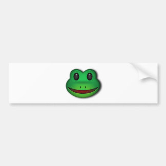 Hop on over to check out this Frog Design Bumper Sticker