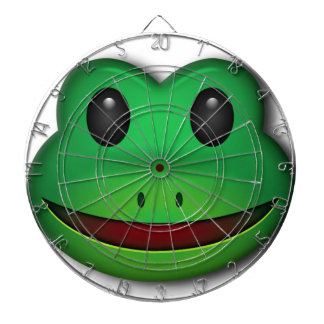 Hop on over to check out this Frog Design Dartboard