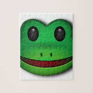 Hop on over to check out this Frog Design Jigsaw Puzzle