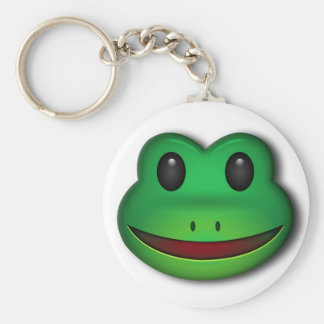 Hop on over to check out this Frog Design Keychain