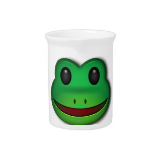 Hop on over to check out this Frog Design Pitcher
