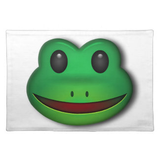 Hop on over to check out this Frog Design Placemat