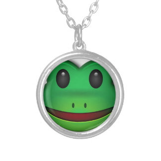 Hop on over to check out this Frog Design Silver Plated Necklace