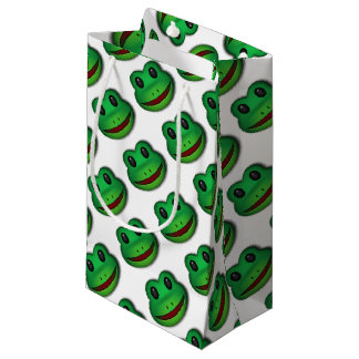 Hop on over to check out this Frog Design Small Gift Bag