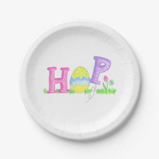 Hop Paper Plates