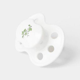 Hop Plant Climbing Drawing Pacifier