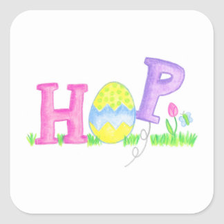 Hop Stickers