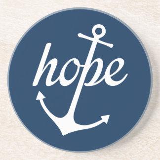 Hope Anchors The Soul (Hebrews 6:19) Coaster