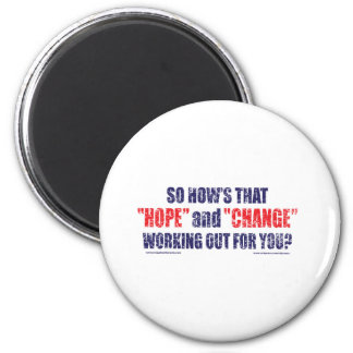HOPE-and-Change-DST-TEE Magnet