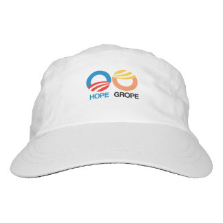 Hope and Grope -- Anti-Trump Design - Hat