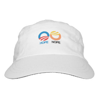 Hope and Nope -- Anti-Trump Design - Hat