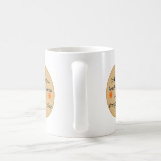 Hope and Strength prayer mug