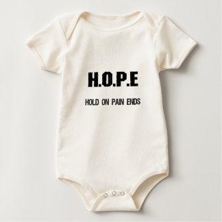 hope baby bodysuit
