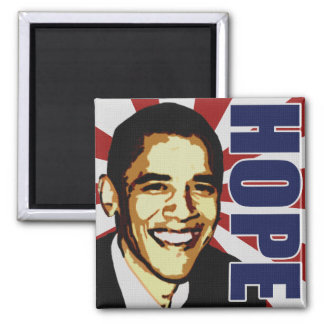 Hope Barack Obama Magnet