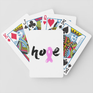 Hope. Bicycle Playing Cards