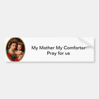 hope-c1.jpg, My Mother My ComforterPray for us Bumper Sticker