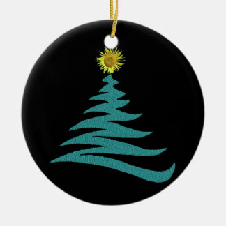 Hope Christmas Tree Ornament - Round