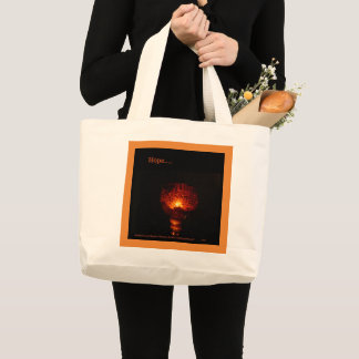 Hope Collection Jumbo Tote