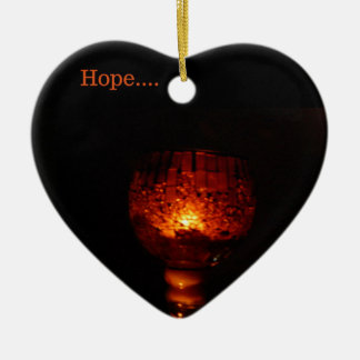 Hope Collection Ornament