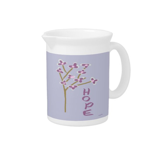Hope Drink Pitcher