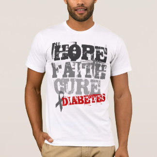 Hope. Faith. Cure T-Shirt