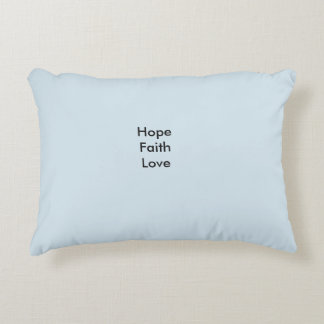 Hope Faith Love Pillows 1