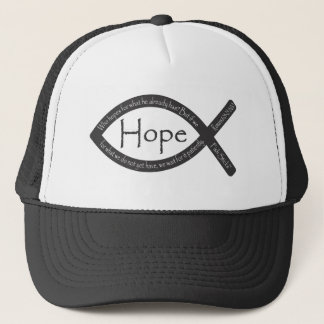 Hope Fish Stick Cap
