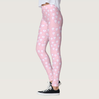Hope For A Cure Leggings