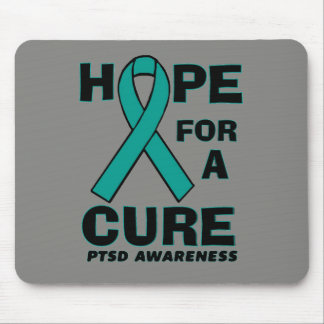 Hope For A Cure...PTSD Mouse Pad