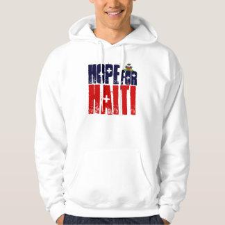 Hope for HAITI Hoodie