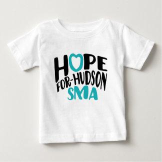 Hope For Hudson - SMA Baby T-Shirt