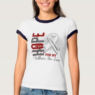 Hope For My Father-In-Law Lung Cancer Shirt