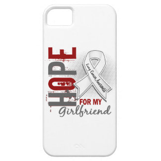 Hope For My Girlfriend Lung Cancer Case For The iPhone 5