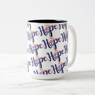 Hope For Peace Coffee Mug