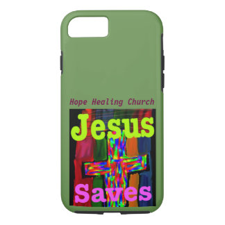 Hope Healing Church Apple iPhone Tough Case