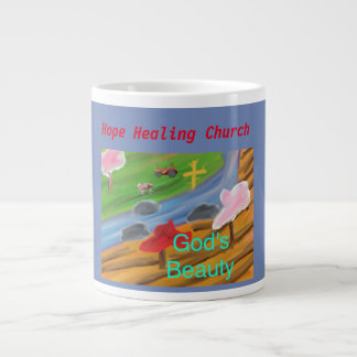 Hope Healing Church Christian Beauty Coffee Mug