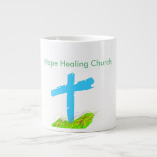 Hope Healing Church Christian Coffee Mug Cup